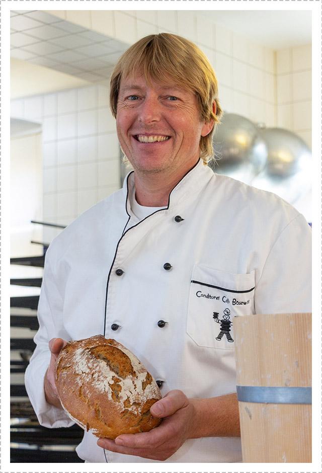 Conditorei & Café Bösewetter - Conditormeister André Bösewetter