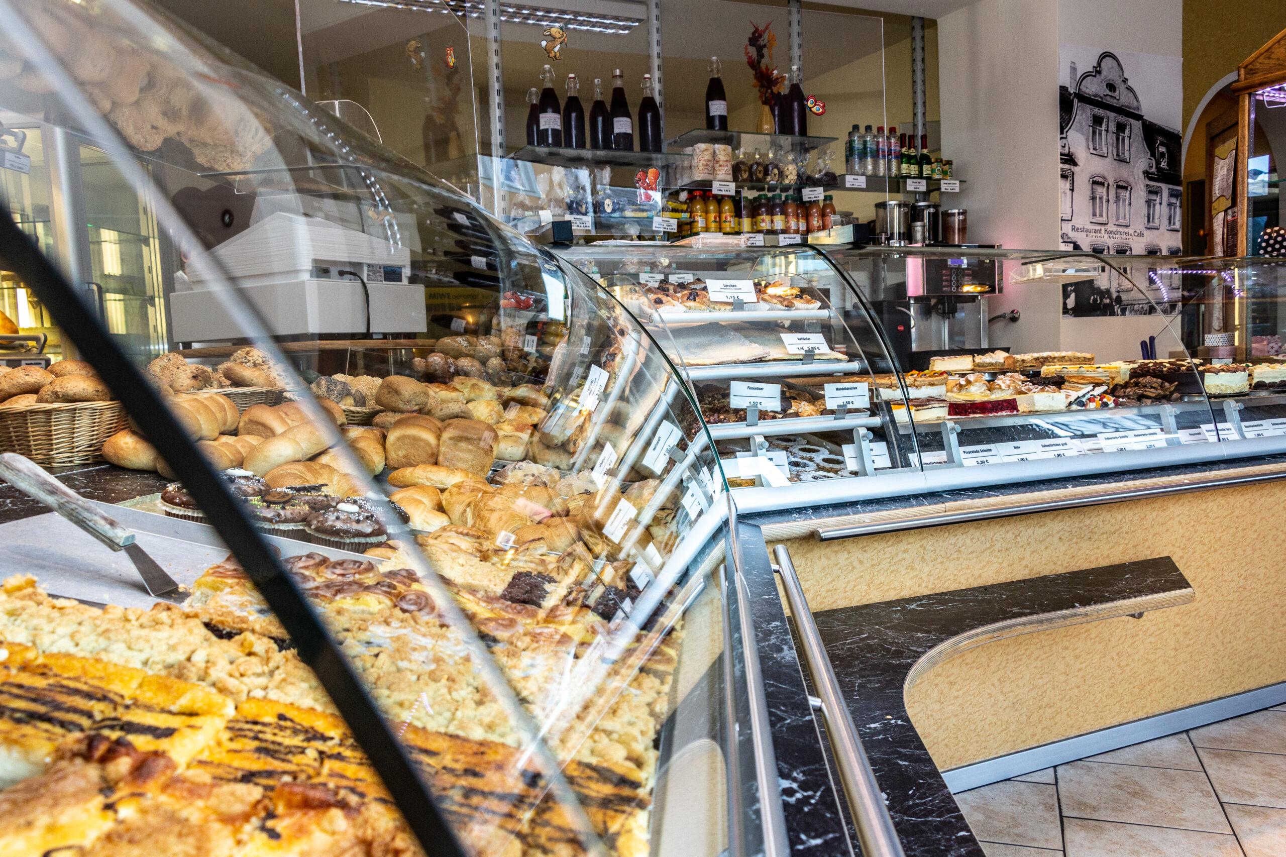 Conditorei & Café Bösewetter - Theke