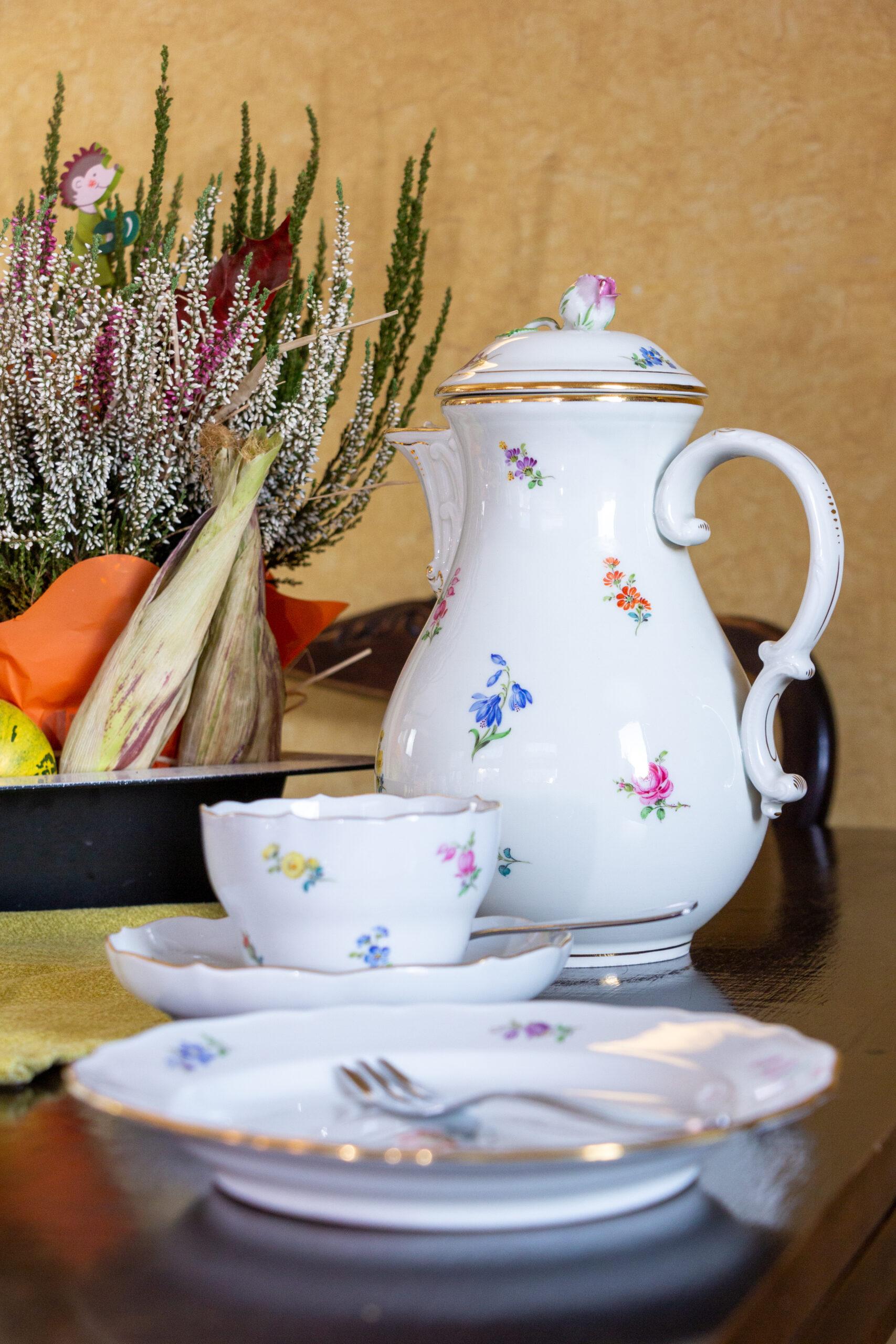 Conditorei & Café Bösewetter - feines Kaffeegedeck