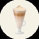 Conditorei & Café Bösewetter - Latte Macchiato